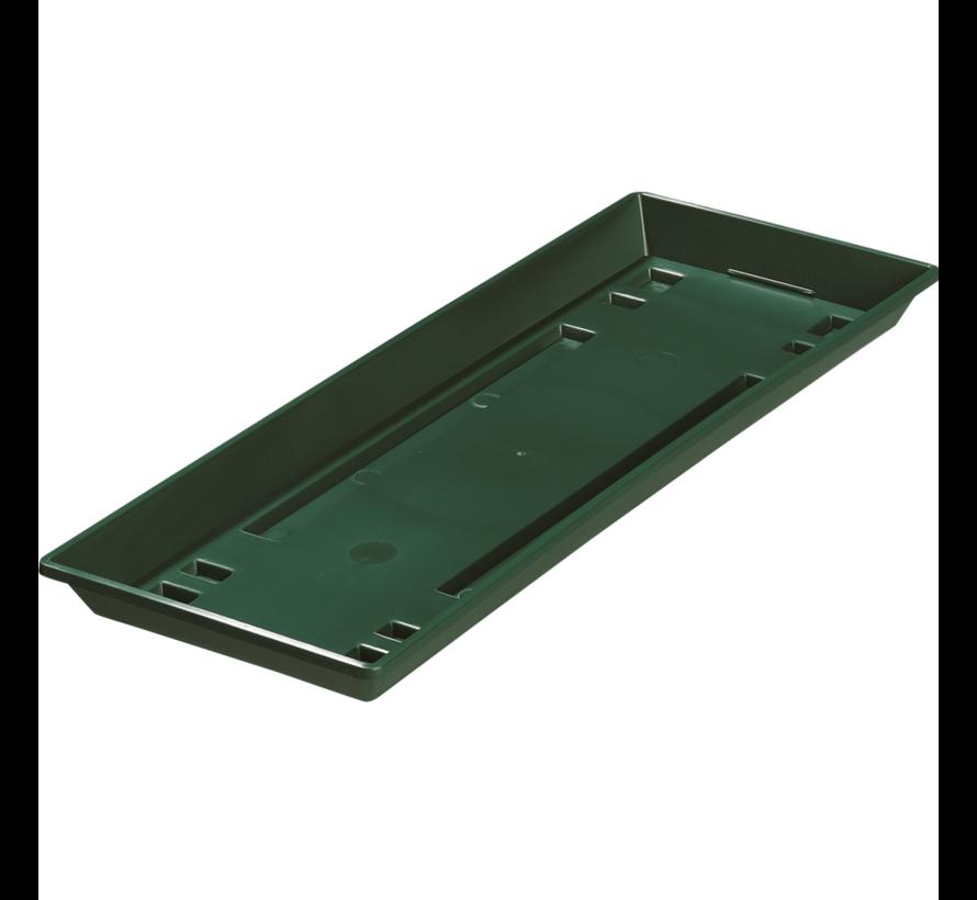Onderzetter 40 cm donker groen
