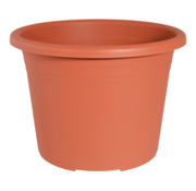 Geli Bloempot CYLINDRO ø 25cm - Terracotta