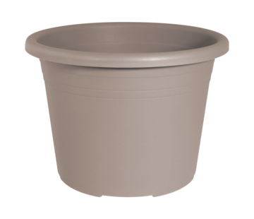 Geli Bloempot CYLINDRO ø 50cm - Taupe