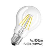 Franssen Verlichting Ledlamp - E27 - 7w - 2700k - Filament helder
