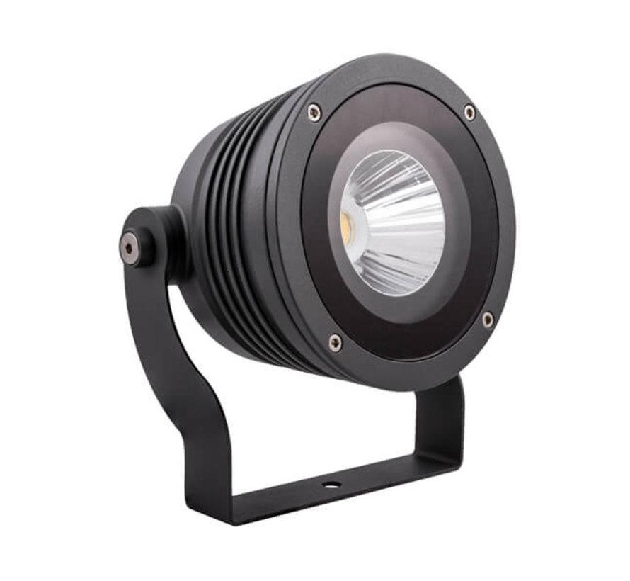 Aanlichtspot led 20w - Spotpro - aluminium