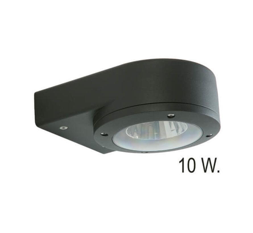 Gevelspot pro - Wandarmatuur - Downlight - Led 10w