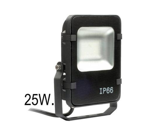Franssen Verlichting Floodlight - 25 Watt - 3000K