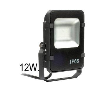 Franssen Verlichting Floodlight - 12 Watt - 3000K