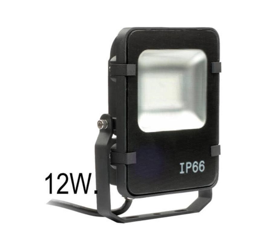 Floodlight - 12 Watt - 3000K
