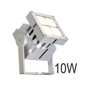 Franssen Verlichting Aanlichtspot led 10w - Spotpro - Aluminium - Zilver