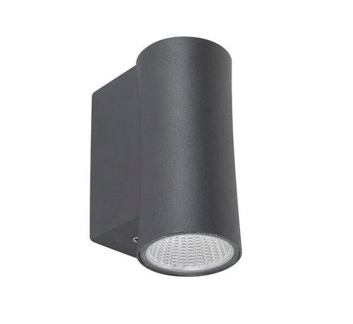 Franssen Verlichting Gevellamp - Spotpro - Downlight - 1 x 6W