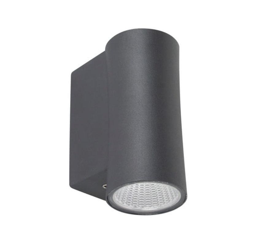 Gevellamp - Spotpro - Downlight - 1 x 6W
