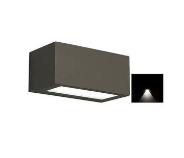Franssen Verlichting Gevellamp - Downlight - Rechthoek