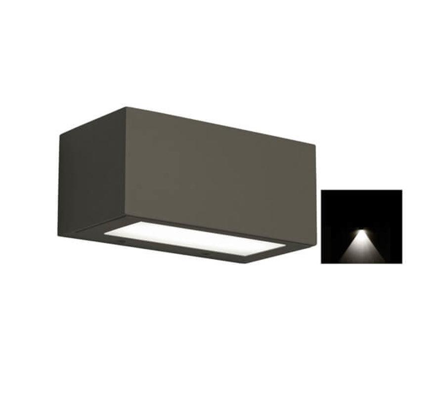 Gevellamp - Downlight - Rechthoek