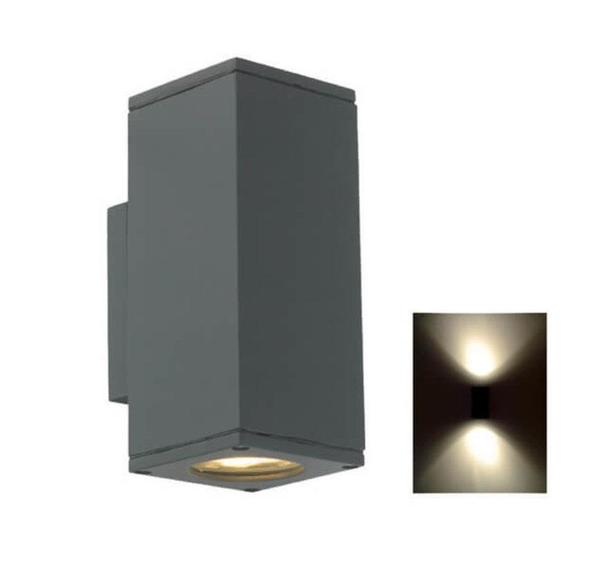 Wandlamp - Spotpro - Up/Down light - Grafiet