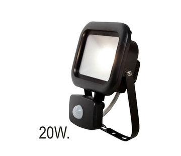 Franssen Verlichting Floodlight met bewegingssensor - 20W