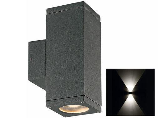 Franssen Verlichting Gevelspot - Up/Down licht - Antraciet