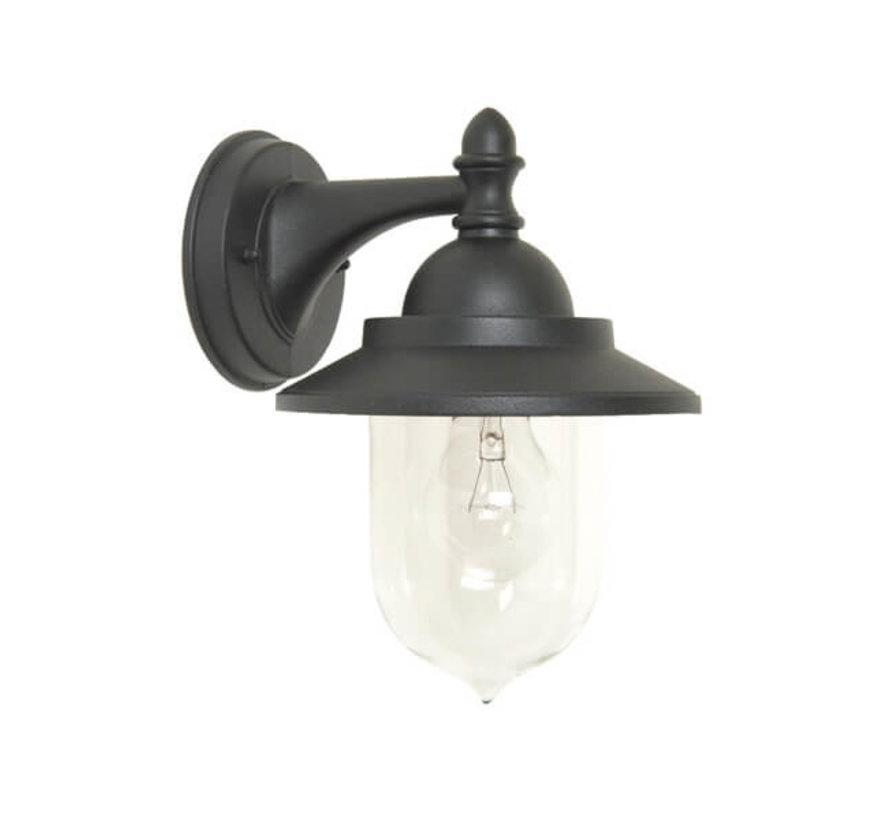 Wandlamp - Zwart - Finmotion