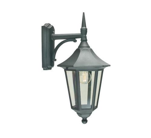 Franssen Verlichting Wandlamp - Tessaro - Hangend - Zwart