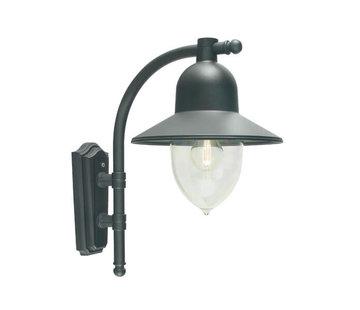 Franssen Verlichting Wandlamp - Romanzo - Kelk - Zwart
