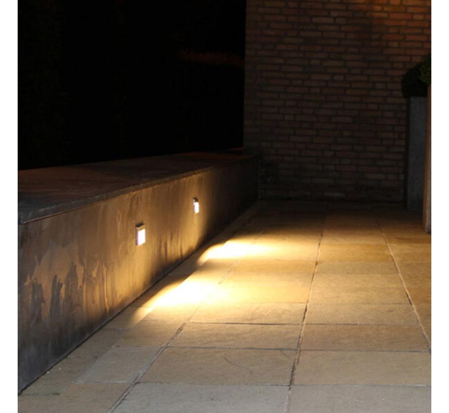 Wandlamp - Spotpro - Inbouw - Horizontaal