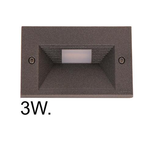 Franssen Verlichting Wandlamp - Spotpro - Inbouw - Horizontaal