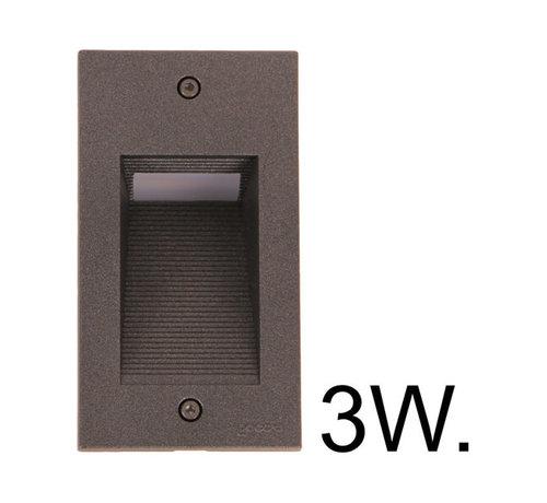 Franssen Verlichting Wandlamp - Spotpro - Inbouw - Verticaal