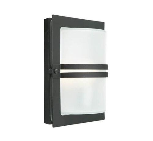 Franssen Verlichting Wandlamp - Timbra - Bolvormig - Zwart