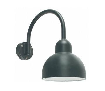 Franssen Verlichting Wandlamp - Sink - Gebogen - Antraciet
