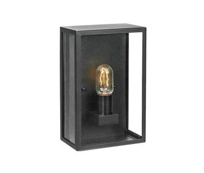Franssen Verlichting Wandlamp - Mezza - Zwart