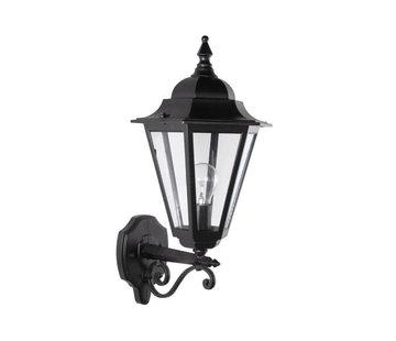 Franssen Verlichting Wandlamp - Teccia - Zwart