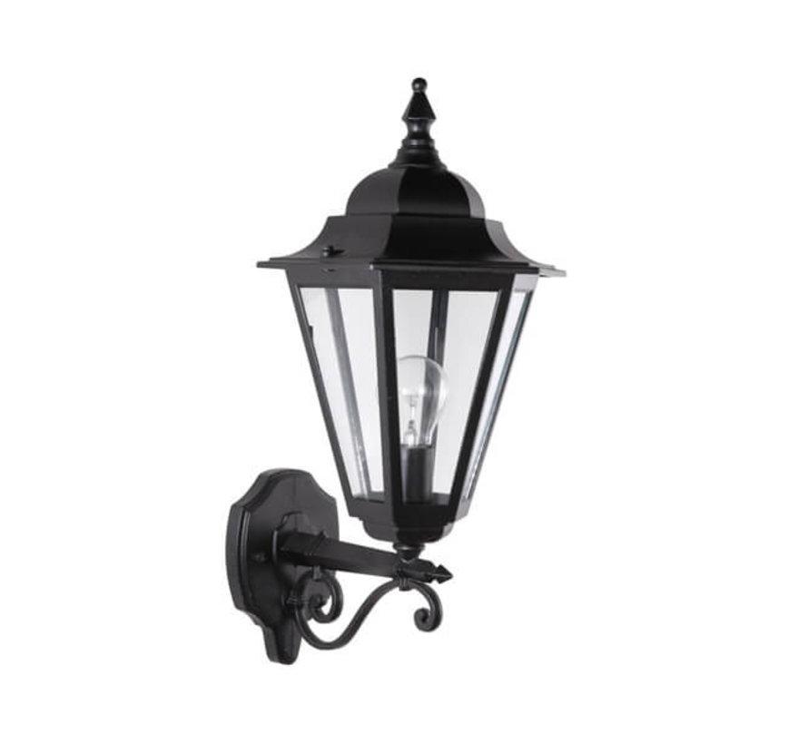 Wandlamp - Teccia - Zwart