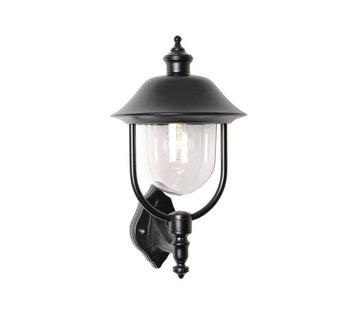 Franssen Verlichting Wandlamp - Punta 2 - Zwart