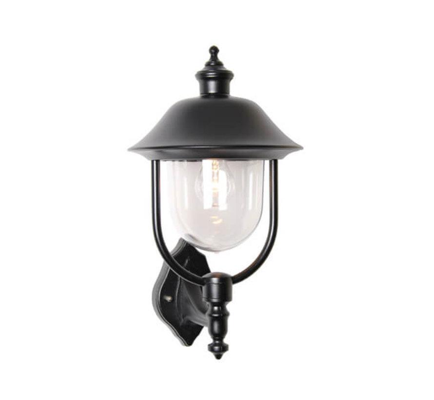 Wandlamp - Punta 2 - Zwart