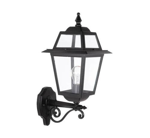 Franssen Verlichting Wandlamp - Perla - Staand - Zwart