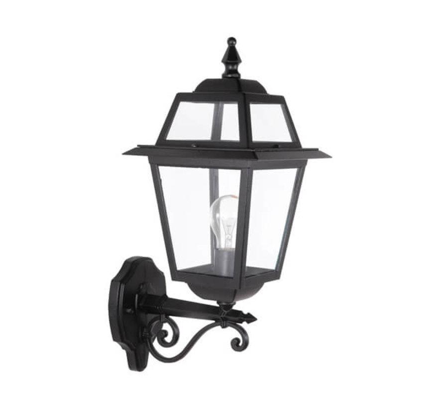 Wandlamp - Perla - Staand - Zwart