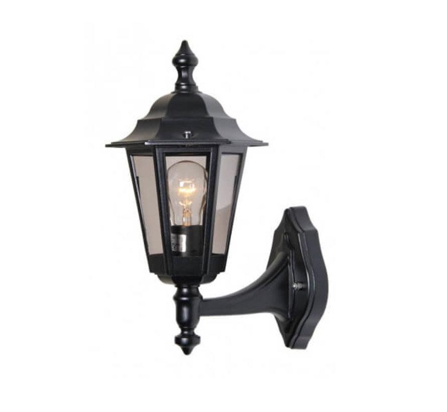 Wandlamp - Berlusi 2 - Staand - Zwart