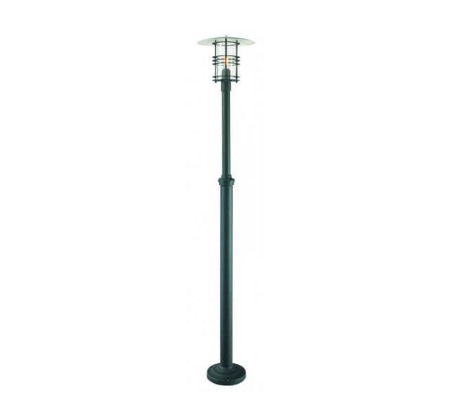 Staande buitenlamp - Selva - 238 cm - Zwart