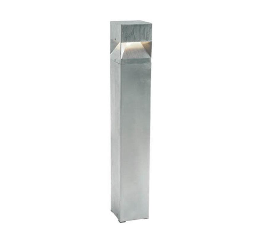 Staande buitenlamp - Arvika - 89 cm - Gegalvaniseerd
