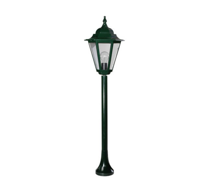 Staande buitenlamp - Teccia - 102 cm - Zwart