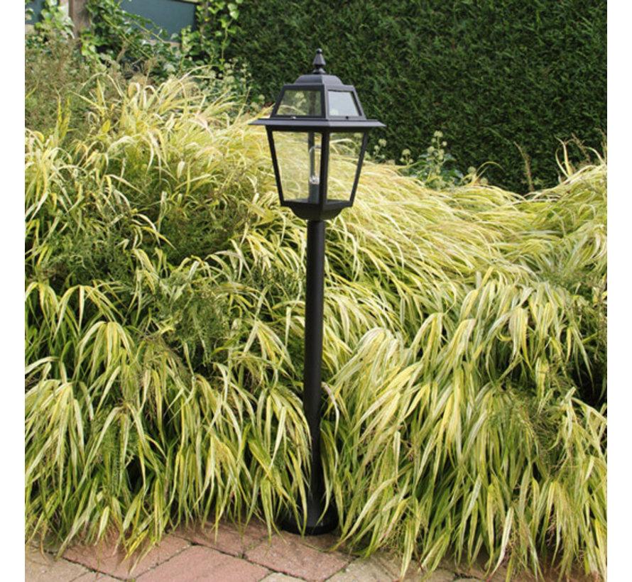 Staande buitenlamp - Perla - 110 cm - Zwart