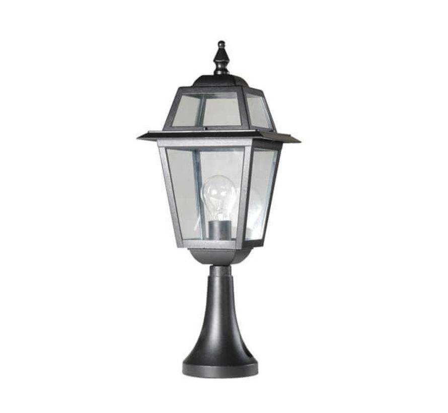 Sokkellamp - Perla - 59 cm - Zwart
