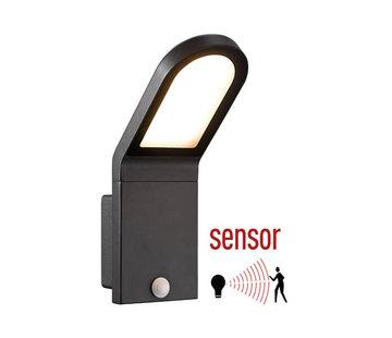 Franssen Verlichting Wandlamp - Schuin - Bewegingssensor