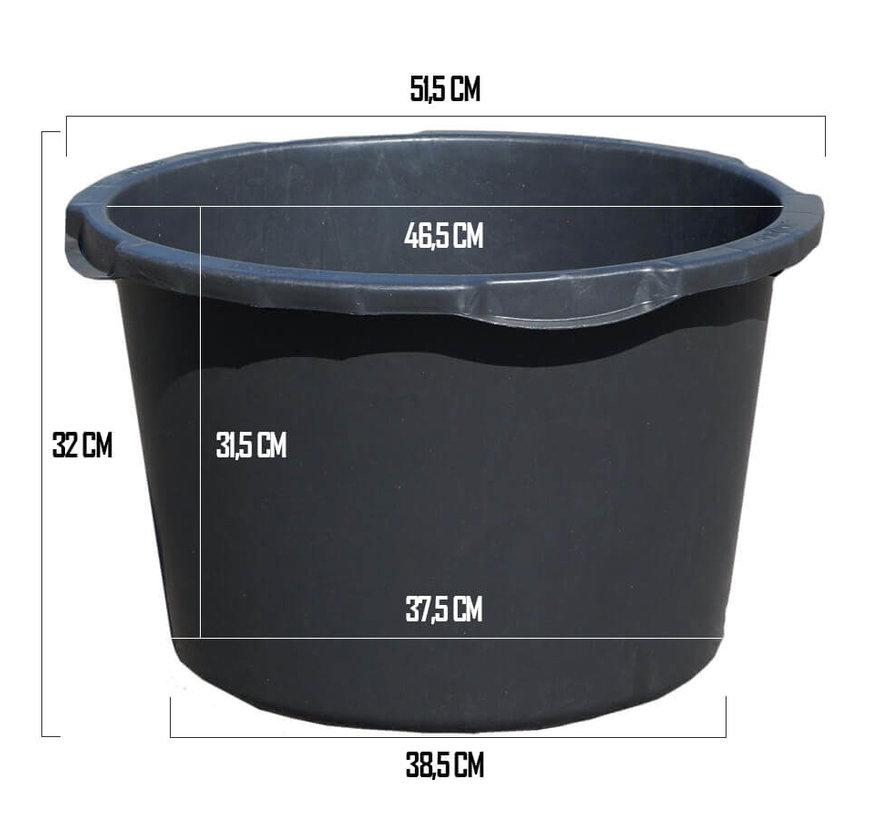 Kuip 45 liter - ø 51,5 x 32 cm.