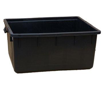 Meuwissen Agro Rechthoek kuip 150 liter / 80 x 63 x 38 cm.