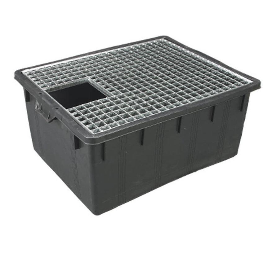 Rooster voor Rechthoek kuip 150 liter - 720 x 585 mm