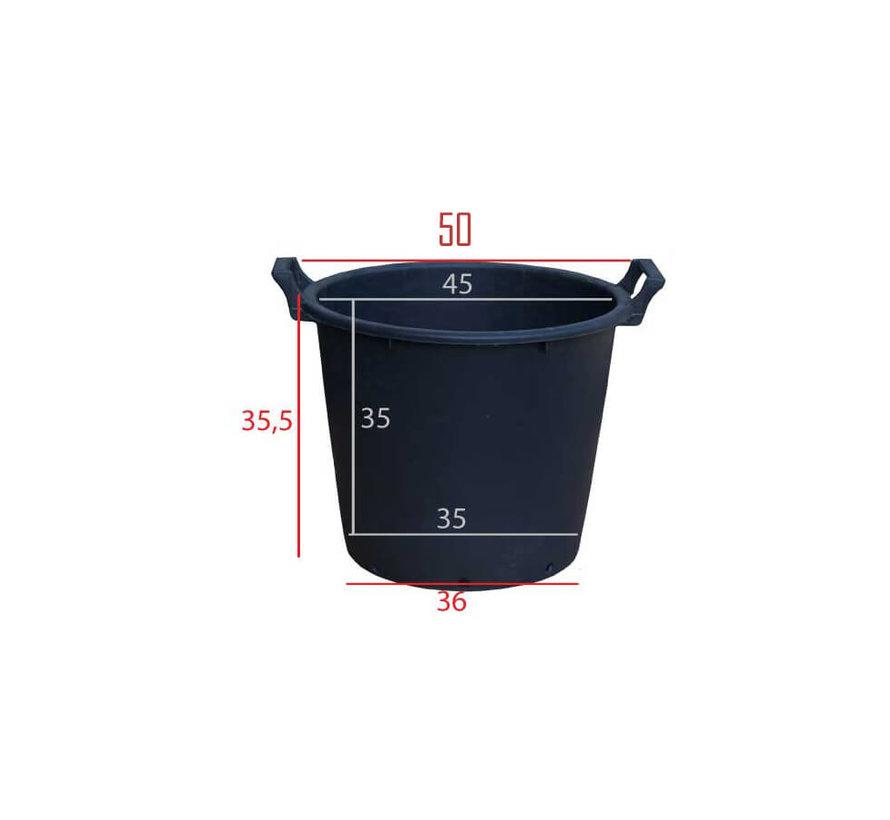Boomcontainer 43 Liter / ø 50 x 34 cm