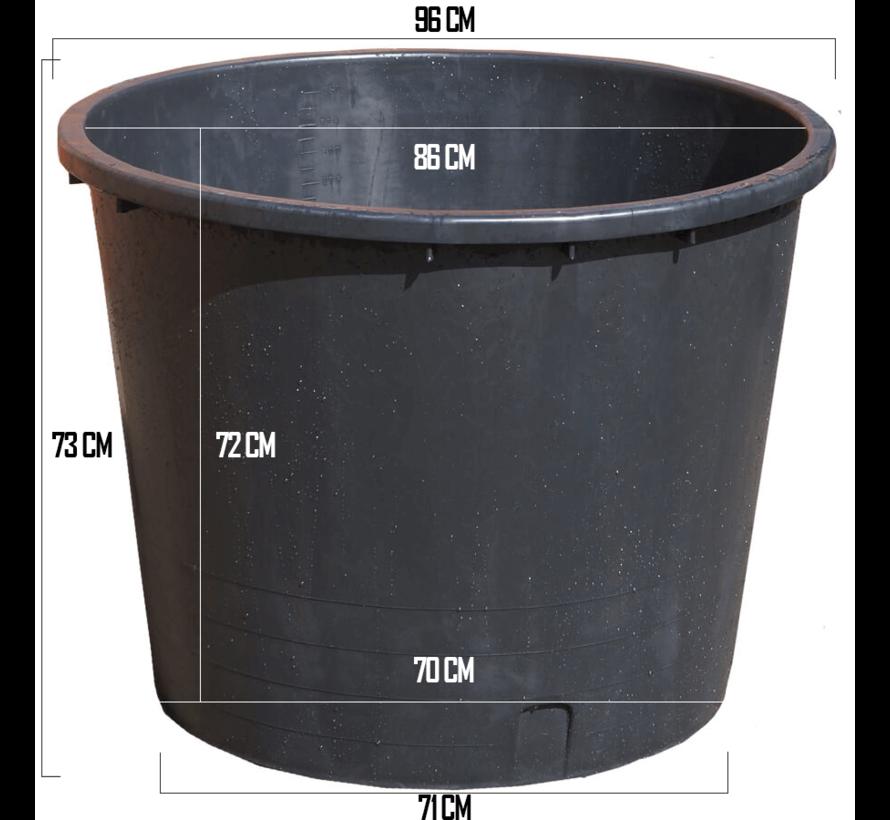 Boomkuip 350 liter (ø 96 x 73 cm)