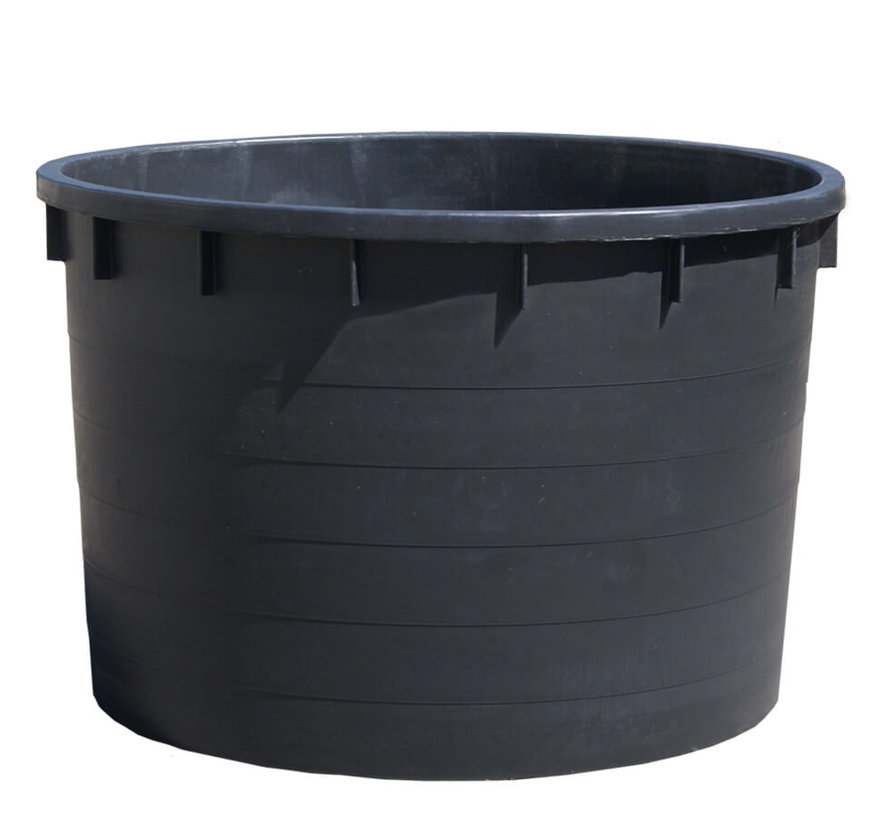 Boomkuip 750 liter (ø 125,5 x 82 cm)