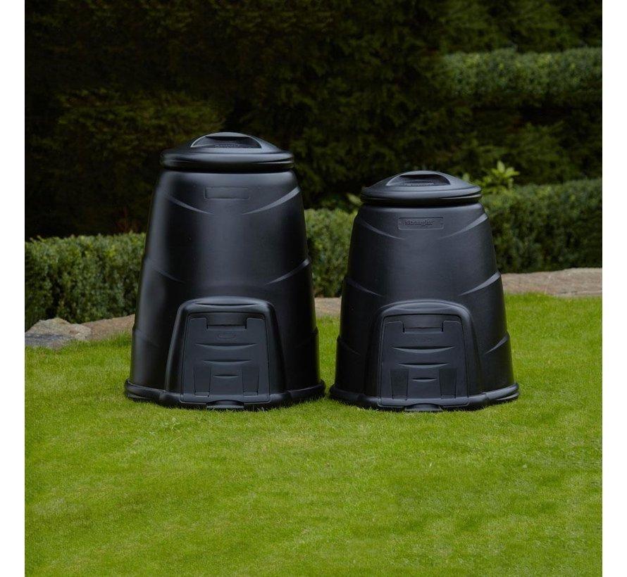 Blackwall Compostton 330 liter - Zwart