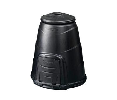 Harcostar Blackwall Compostvat 220 liter - Zwart