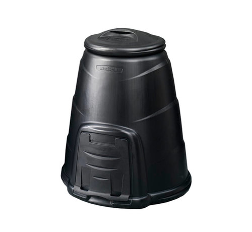 Harcostar Blackwall Compostvat 220 liter - Zwart