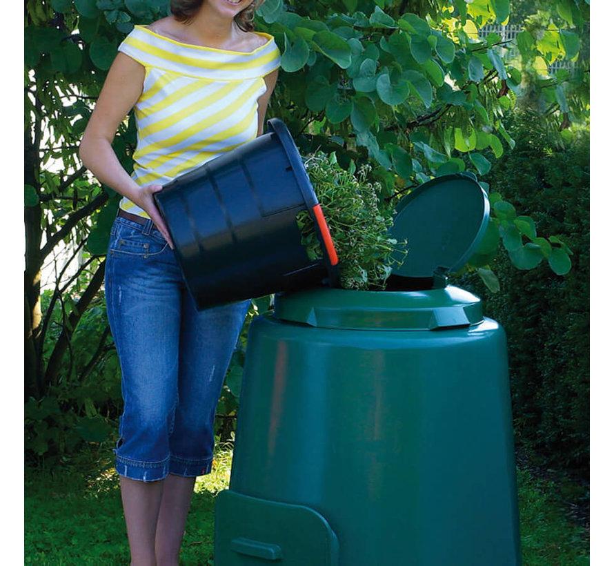Compostvat 280 liter met beluchting