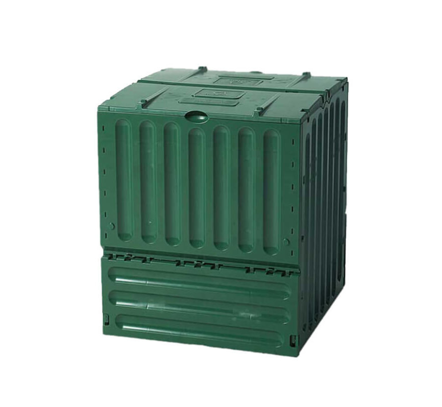 Garantia Compostvat Eco King 400 liter - Groen